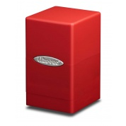 UP - Deck Box - Satin Tower - Red