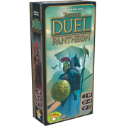 7 Wonders: Duel - Pantheon Expansion - EN