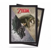 UP - Sleeves Standard - The Legend of Zelda: Twilight Princess (65 Sleeves)