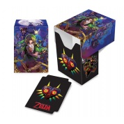UP - Full-View Deck Box - The Legend of Zelda: Majora's Mask