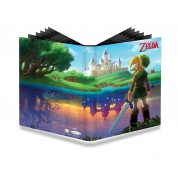 UP - Full-View PRO Binder 9-Pocket - The Legend of Zelda: A Link Between Worlds
