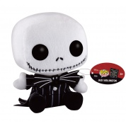 Funko POP! Plush Nightmare Before Christmas - Jack Skellington Plush Action Figure 15cm