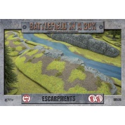 Battlefield in a Box Terrain - Escarpments