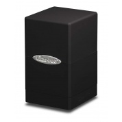 UP - Deck Box - Satin Tower - Black