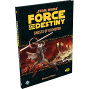 FFG - Star Wars RPG: Force and Destiny - Ghosts of Dathomir - EN