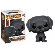 Funko POP! Pets Dogs - Labrador Retriever Black Variant Vinyl Figure 10cm