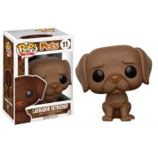 Funko POP! Pets Dogs - Labrador Retriever Chocolate Variant Vinyl Figure 10cm