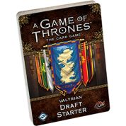 FFG - A Game of Thrones LCG 2nd Edition: Valyrian Draft Starter - EN