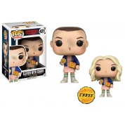 Funko POP! Television - Stranger Things Eleven with Eggos Vinyl Figure 10cm Assortment (5+1 chase figure)