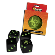 Legion - D6 Dice Tin - Iconic Bio