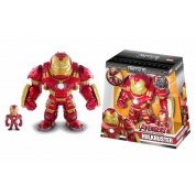 Metals Marvel - Hulkbuster w/Iron Man Metal Die Cast Action Figure 2-Pack 16cm/5cm