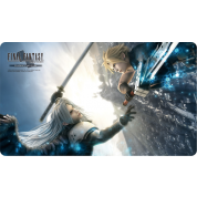 Final Fantasy TCG Supplies - Play Mat - FFVII Advent Children: Cloud/Sephiroth
