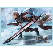Final Fantasy TCG Supplies - Sleeves - FFXIII: Lightning Returns – Lightning (60 Sleeves)