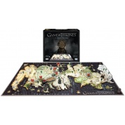 4D Cityscape - Game Of Thrones / Puzzle of Westeros