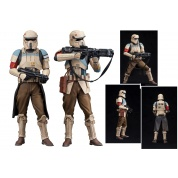 Star Wars Rogue One A Star Wars Story ARTFX+ Series - Shoretrooper Squad Leader & Captain 2-Pack 1/10 Scale 18cm Statues