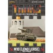 Tanks: Soviet M10 (Lend Lease) Tank Expansion - EN