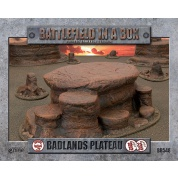 Battlefield in a Box - Badland's Plateau