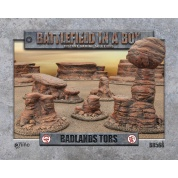 Battlefield in a Box - Badland's Tors