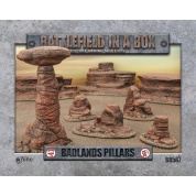 Battlefield in a Box - Badland's Pillars