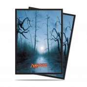UP - Sleeves Standard - Magic: The Gathering - Mana 5 Swamp (80 Sleeves)