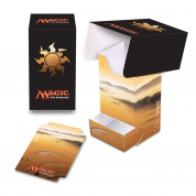 UP - Full-View Deck Box with Tray - Magic: The Gathering - Mana 5 Plains
