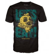 Funko POP! Tees - Five Nights At Fredddy's - Let's Eat CHICA Size 2XL