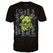 Funko POP! Tees - Five Nights At Fredddy's - I'm Still Here SPRINGTRAP Size L