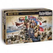 Axis & Allies 1914 Board Game (WWI) - EN (Slightly damaged box)