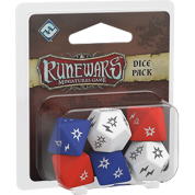 FFG - RuneWars: The Miniatures Game Dice Pack - EN