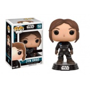 Funko POP! Star Wars Rogue One - Jyn Erso Imperial Disguise Vinyl Figure 10cm