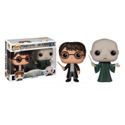 Funko POP! Harry Potter - Harry & Voldemort 2-Pack Vinyl Figure 10cm limited