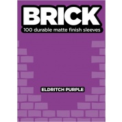 Legion - Brick Sleeves - Eldritch Purple (100 Sleeves)