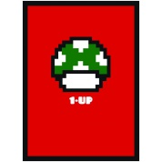 Legion - Gloss Sleeves - 1 Up (50 Sleeves)