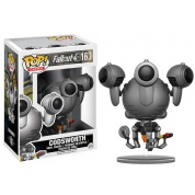 Funko POP! Games - Fallout 4 - Codsworth Vinyl Figure 10cm