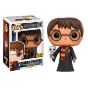 Funko POP! Movies - Harry Potter: Harry with Hedwig - Vinyl Figure 10cm