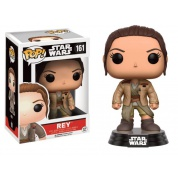 Funko POP! - Star Wars: Rey in Finn's Jacket Vinyl Figure 10cm