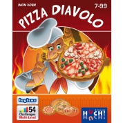 Pizza Diavolo - EN/DE/FR/NL/IT/PL