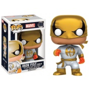 Funko POP! Marvel - Iron Fist White Suit Vinyl Figure 10cm