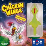 Chicken Wings: Glow-in-the-Dark - DE/EN/FR/NL/ES/IT
