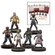 The Walking Dead: All Out War - Walker Booster - EN