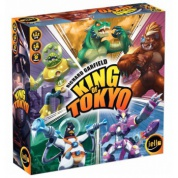 King of Tokyo New Edition - DE (Slightly damaged box)