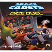 Space Cadets - Dice Duel - EN (Slightly damaged box)