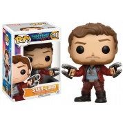 Funko POP! Marvel - Guardians of the Galaxy vol. 2 STAR-LORD Vinyl Figure 10cm