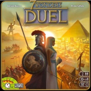 7 Wonders: Duel - EN (Slightly damaged box)