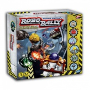 Robo Rally - EN (Slightly damaged box)