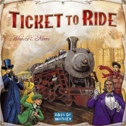 DoW - Ticket to Ride - Core Game - EN