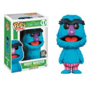 Funko POP! Speciality Series - Sesame Street Herry Monster Vinyl Figure 10cm Exclusive one-run-edition!