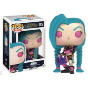 Funko POP! Games - League of Legends Jinx Vinyl Figure 10cm