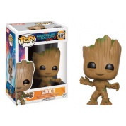 Funko POP! Marvel - Guardians of the Galaxy vol. 2 Young Groot Vinyl Figure 10cm
