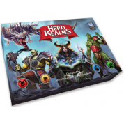 Hero Realms Deckbuilding Game Display (6 Packs) - EN